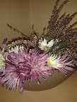 Dziś na moim stole ... fiolety