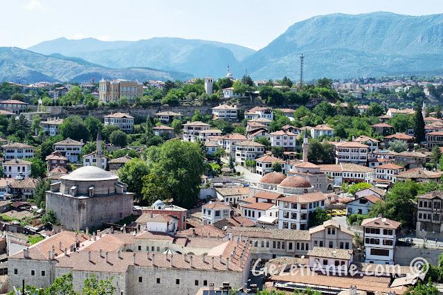 1994 yılında UNESCO kültür mirası seçilen Safranbolu adeta tarihte yolculuğa çıkılan bir kasaba