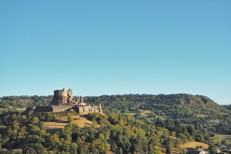 Panorama dans le massif du Sancy