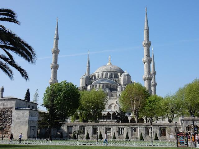 Estambul, Turquía, Elisa N, blog de viajes, Santa Sofía