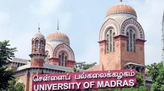 Madras University Result 2019 UNOM UG/PG 1st 2nd 3rd year @ unom.ac.in