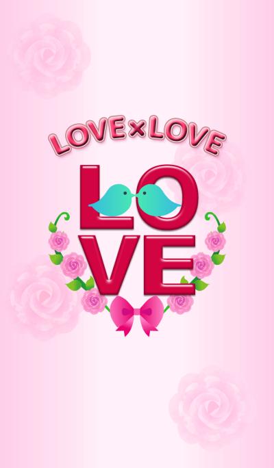 LOVExLOVE Sweet world!