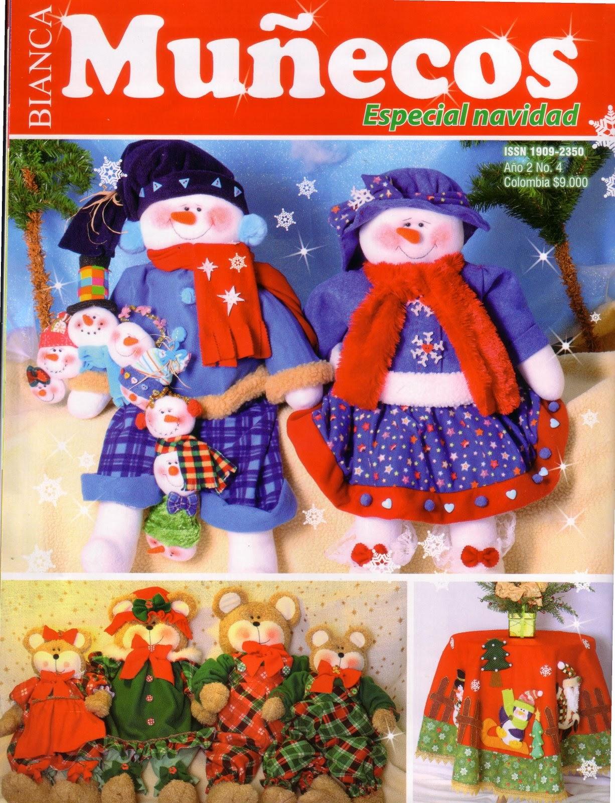 Cursos gratis de navidad como hacer muñecos foami! | manualidades.