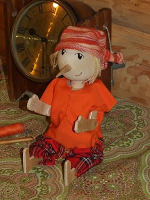 готовая кукла с одеждой