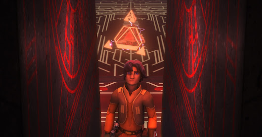 "Star Wars Rebels review: ""Twilight of the Apprentice"" 