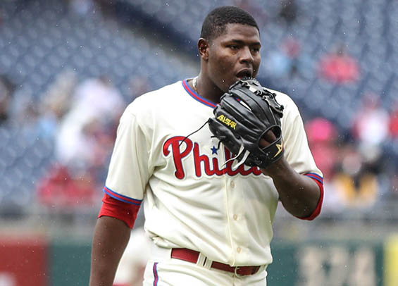 Philadelphia reliever Hector Neris surrenders game-winner to Mets