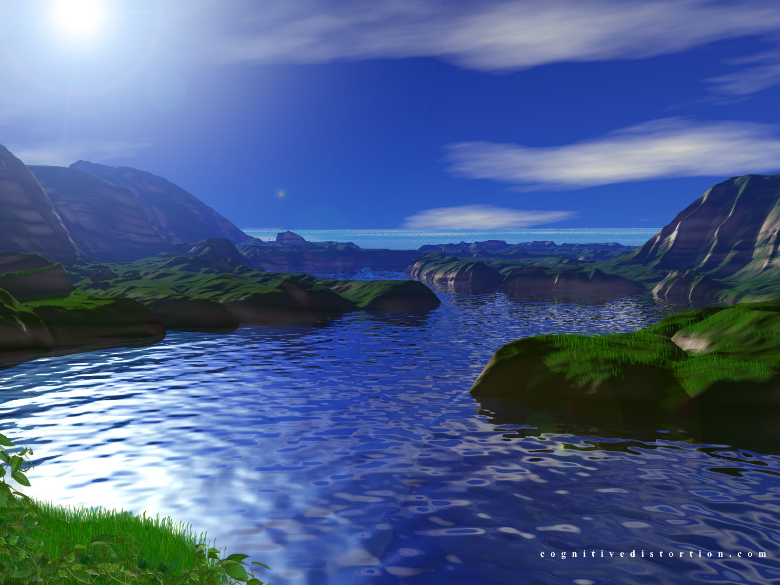 New And Latest Natural Desktop Wallpapers 2011 2012: Blue