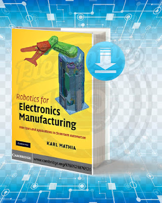 Free Book Robotics For Electronics Manufacturing pdf.