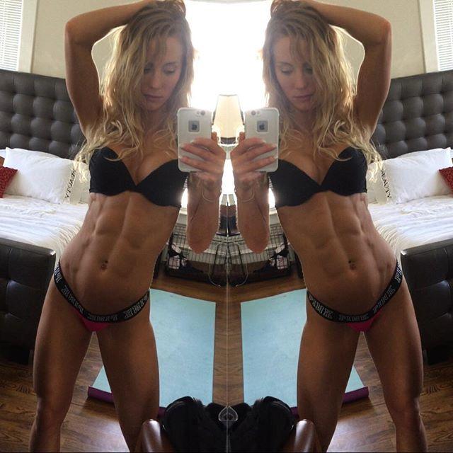Fitness Model Rachel Scheer @rachelscheer