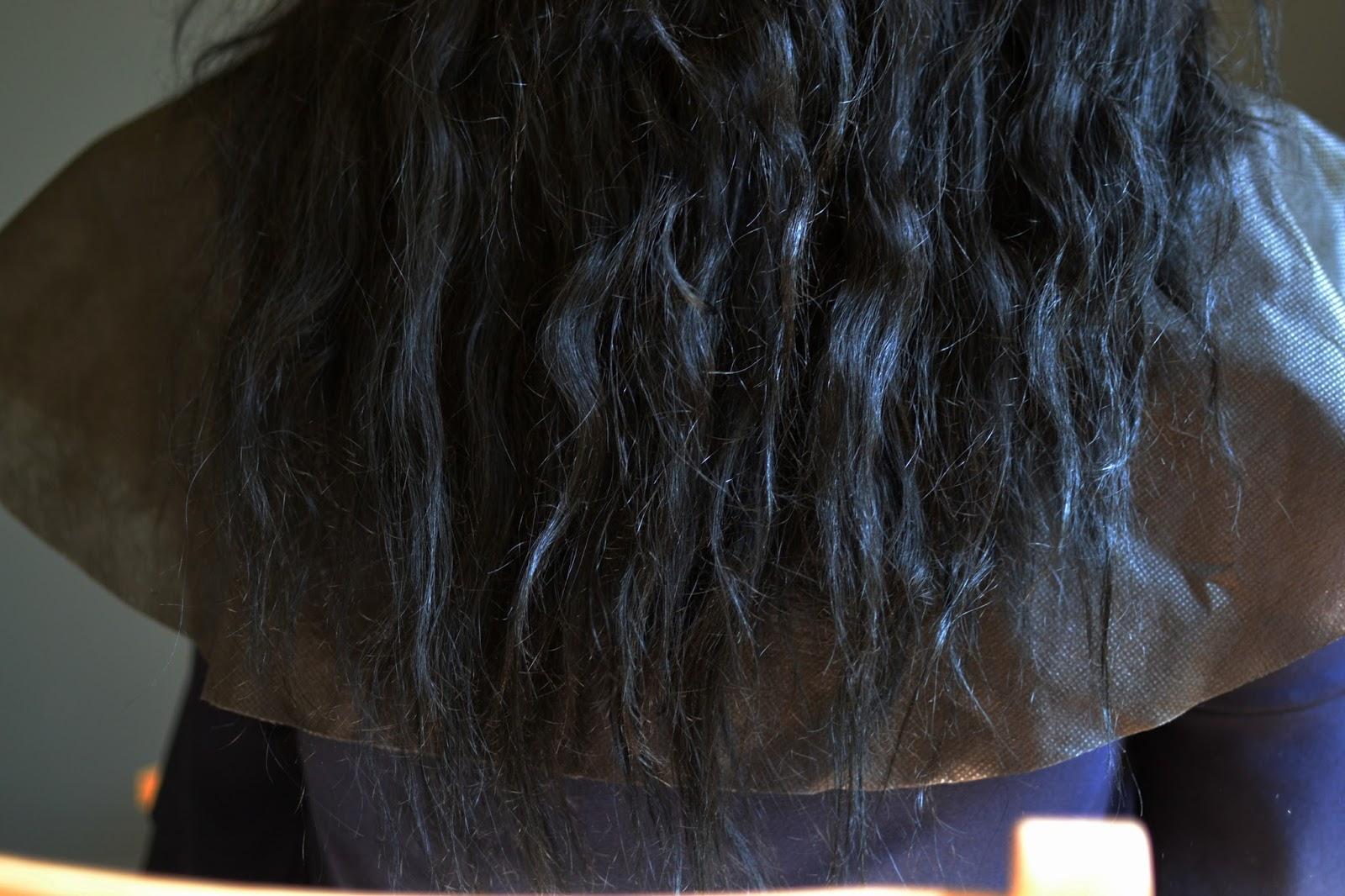łamliwe włosy