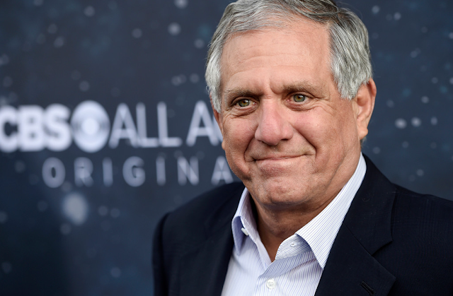 CBS board mulls booting Les Moonves amid sexual harassment probe