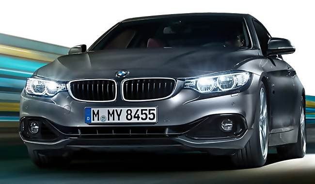 2017 BMW 4 Series Coupe Twinpower Turbo