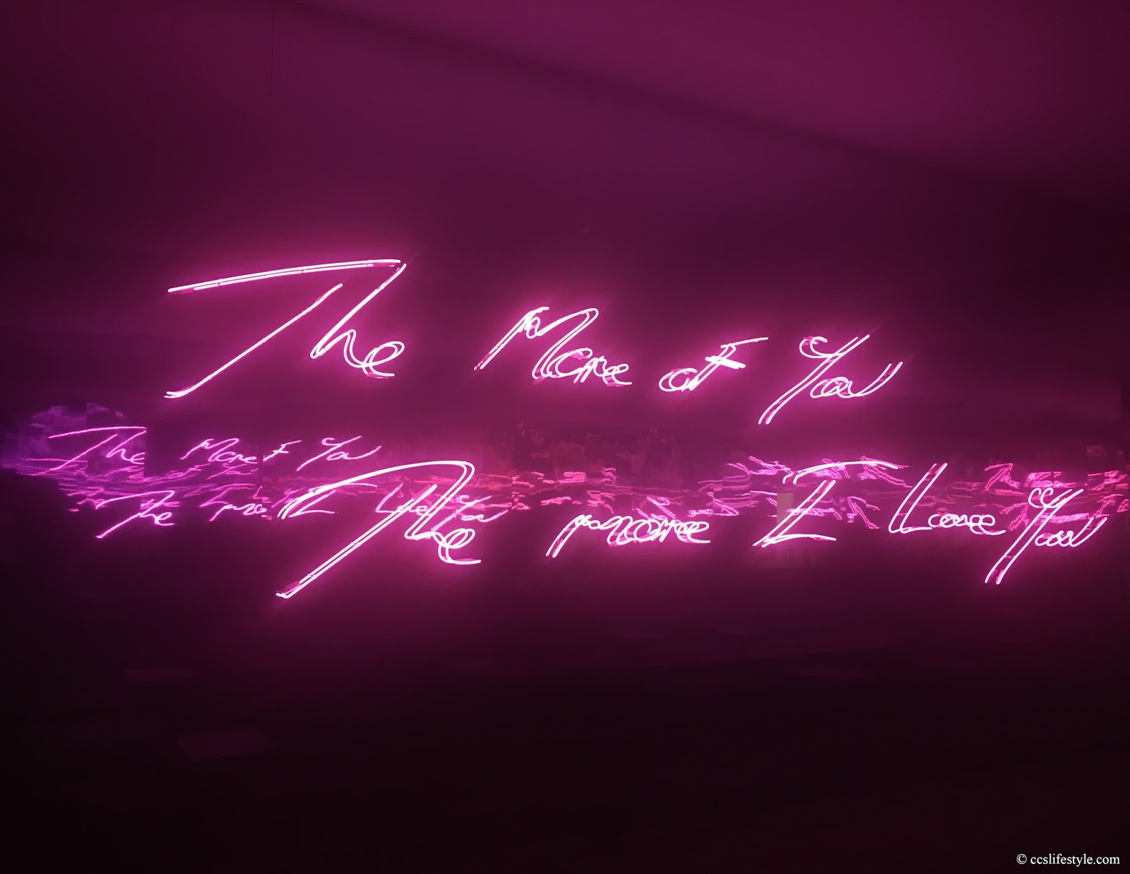 Cc S Lifestyle Art Unlimited 2016 Tracey Emin The