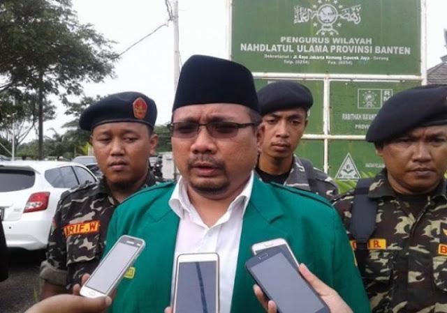 Jaga Keutuhan NKRI, GP Ansor di Garis Depan