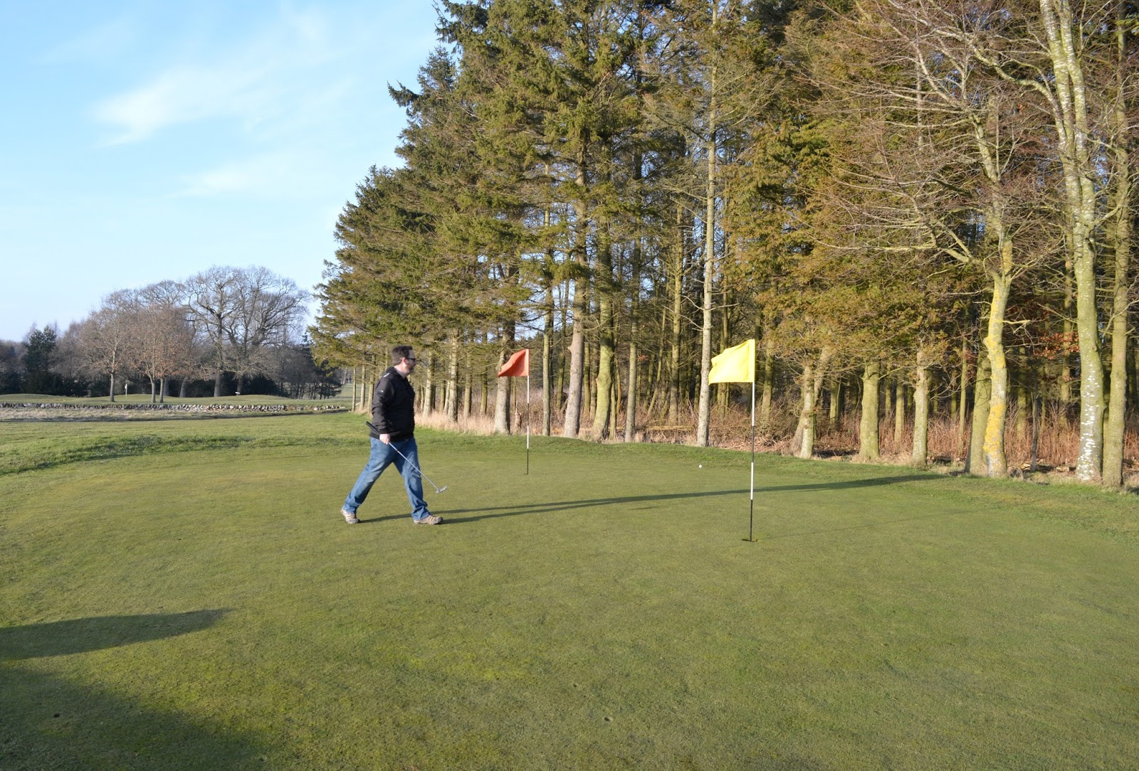 Golf at Matfen Hall - Par 3