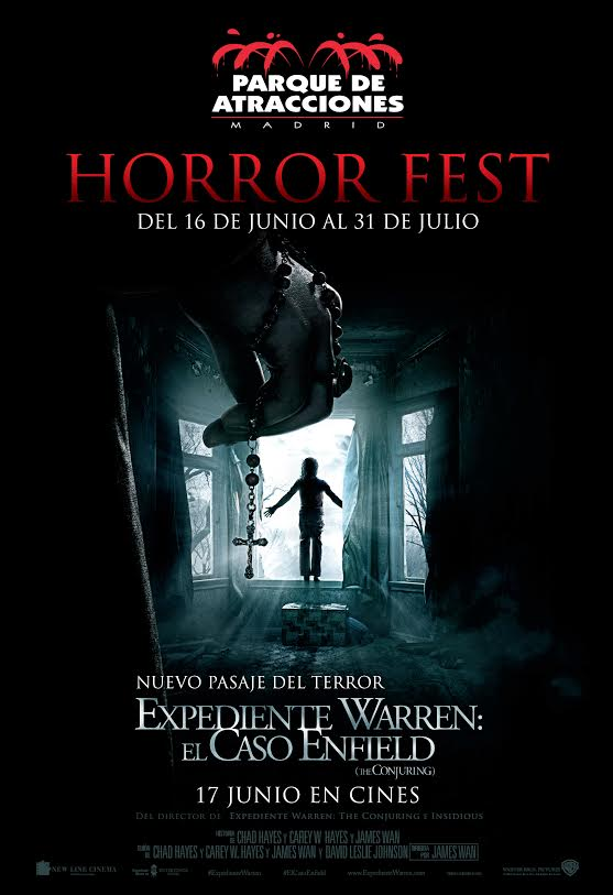 Horror Fest Expediente Warren El caso Enfield
