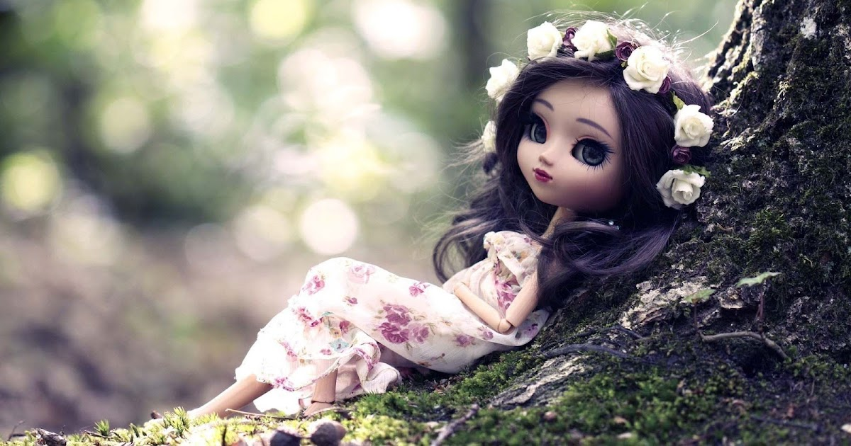 Cute Doll Wallpaper For Dp Nice And Cute Doll Images Allfreshwallpaper