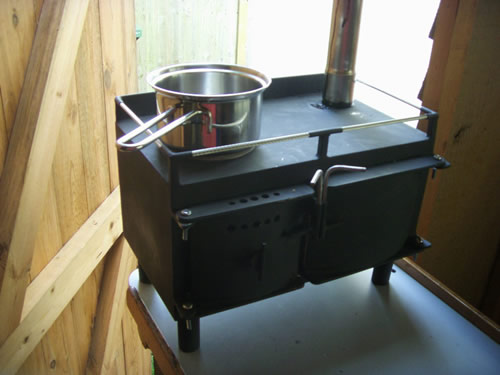 Seven Seventy Five Metal Work Charcoal Stoves