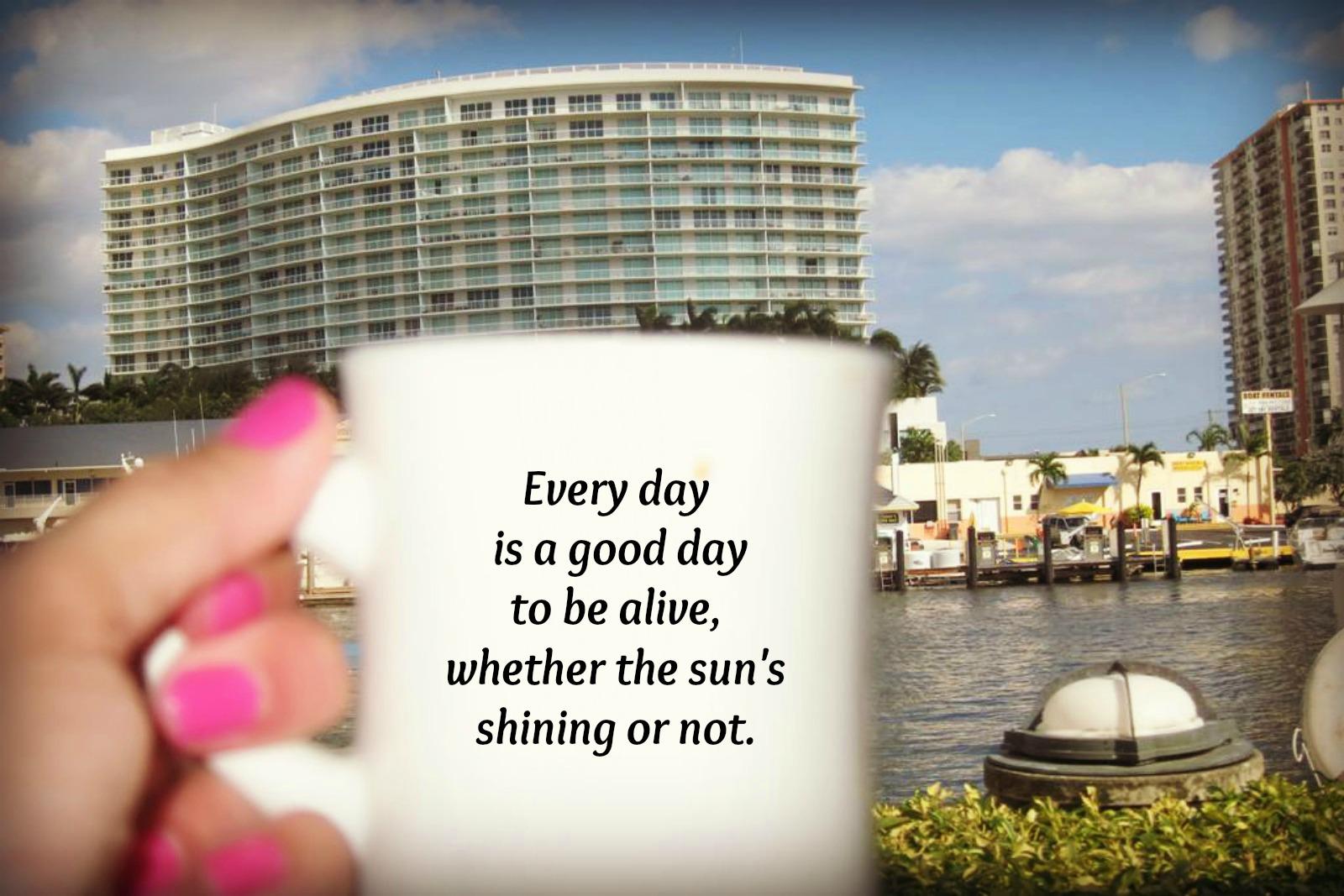 Nadiya   Loving Every Moment: Good Day