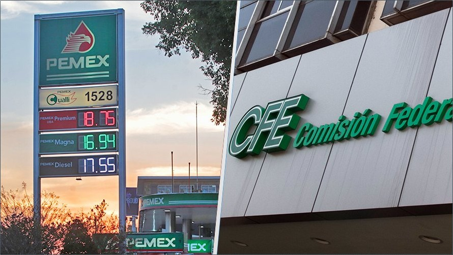 """Frente a los brutales perdidas de CFE y Pemex, ¿Dónde esta la promesa de EPN de convertirlas en """"empresas de clase mundial""""?"""