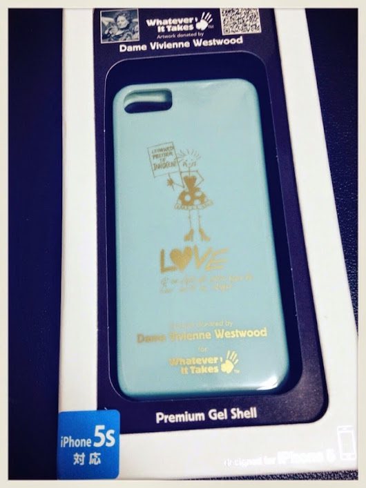 Vivienne Westwood Ethical iPhone 5 case