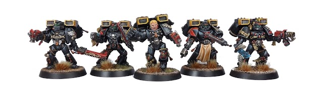 What's On Your Table: Blood Angels + An Ork