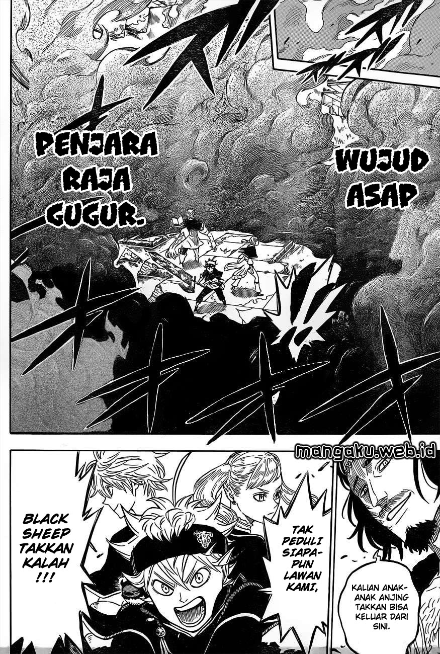Black Clover Chapter 15 Bahasa Indonesia