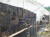 waterproofing membrane dinding