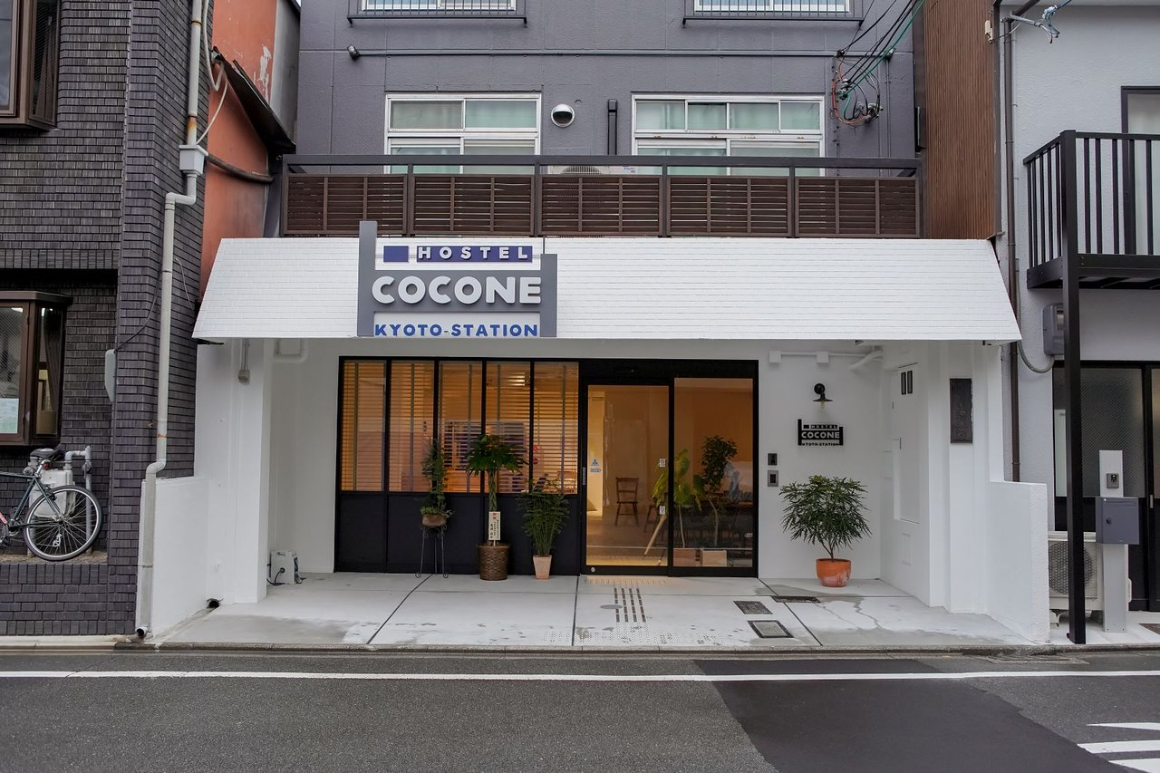 Review Cocone Kyoto Station Hostel Kyoto And Hotel Shin