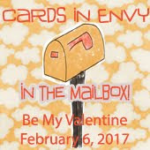 Cards In Envy~By My Valentine (In the Mailbox choice)