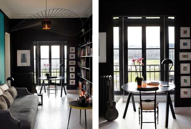 toques e retoques cores pelo apartamento. Black Bedroom Furniture Sets. Home Design Ideas