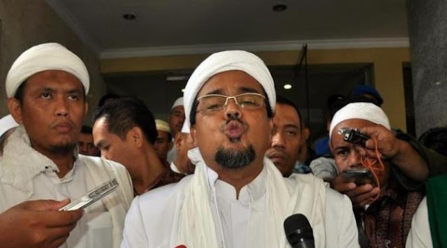 Kalau Rizieq Shihab Mah Boleh Mangkir dari Panggilan Polisi, Beda dengan Ahok yang Musti Ditahan Karena Ditakutkan Melarikan Diri