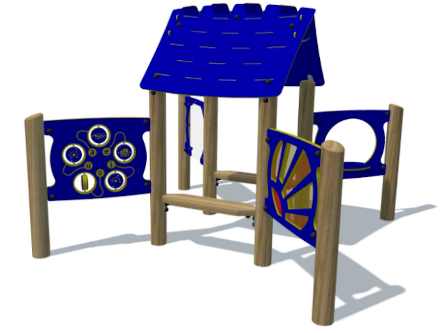 Amazey Play Hut Play Force