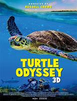 pelicula La odisea de las tortugas (2018)