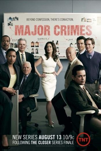 Baixar Major Crimes 2ª Temporada Dublado