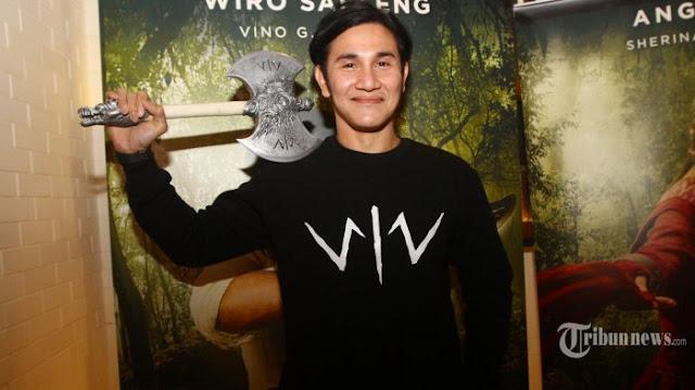 Vino G Bastian Hampir Lumpuh Karena 'Wiro Sableng'
