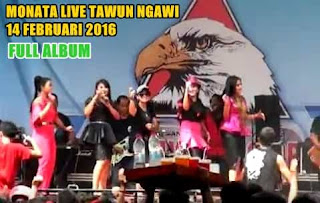 Monata Live Tawun Ngawi 2016 Full Album Mp3