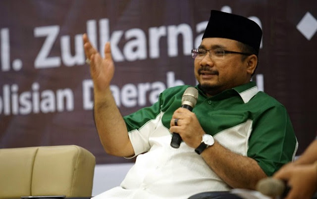 Ketum GP Ansor 'Semprot' Kader PDIP Eva Sundari