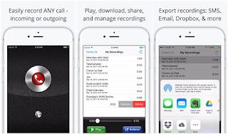 تنزيل 3 تطبيقات تسجيل المكالمات للايفون 2018