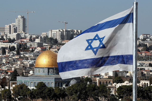 Jerusalem was are our capital is our capital and always Will Be