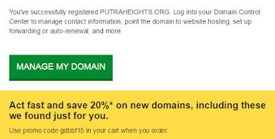 daftar nama domain