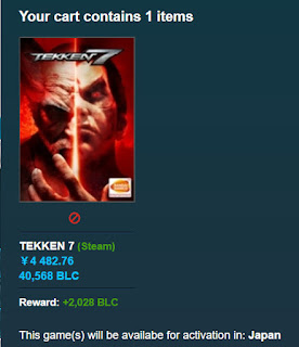 Gamersgate TEKKEN 7