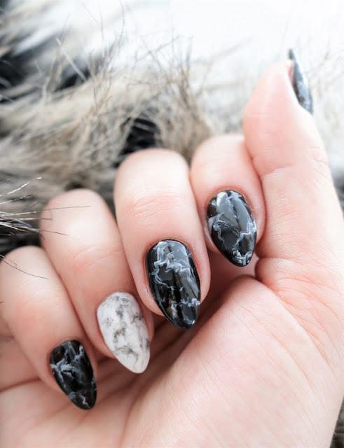 pomysł na zdobienie paznokci