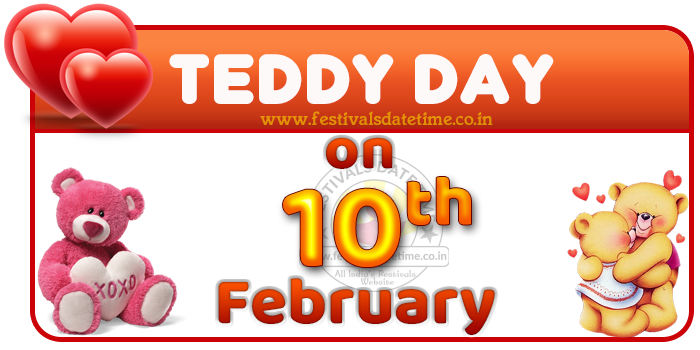 Teddy Day Date in Valentine Week