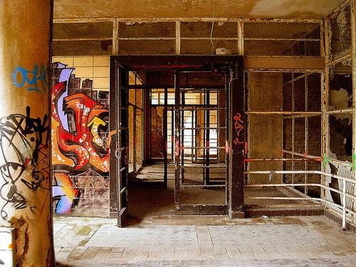 Joseph Lemaire Sanatorium, Belgium | 10 Scariest Abandoned Hospitals in the world