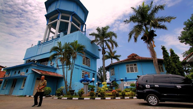 Sejarah Terbentuknya PDAM Tirta Darma Ayu Kabupaten Indramayu