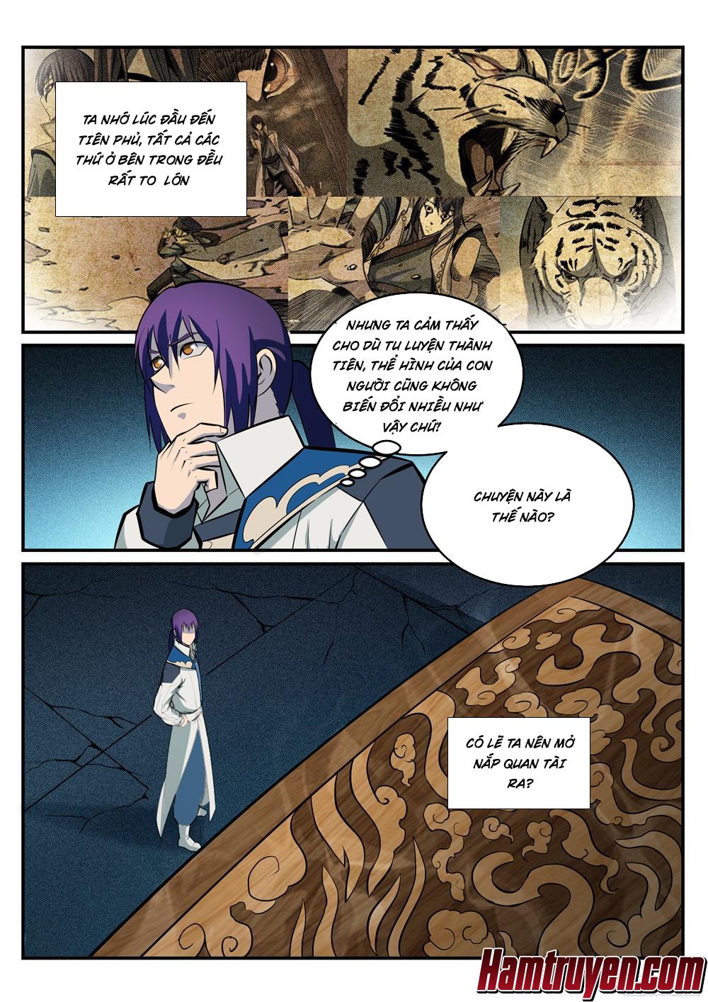 Bách Luyện Thành Thần - Chap 215