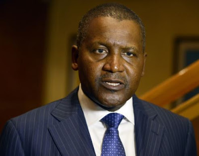Dangote Begins Installation of Oil Refinery Equipment