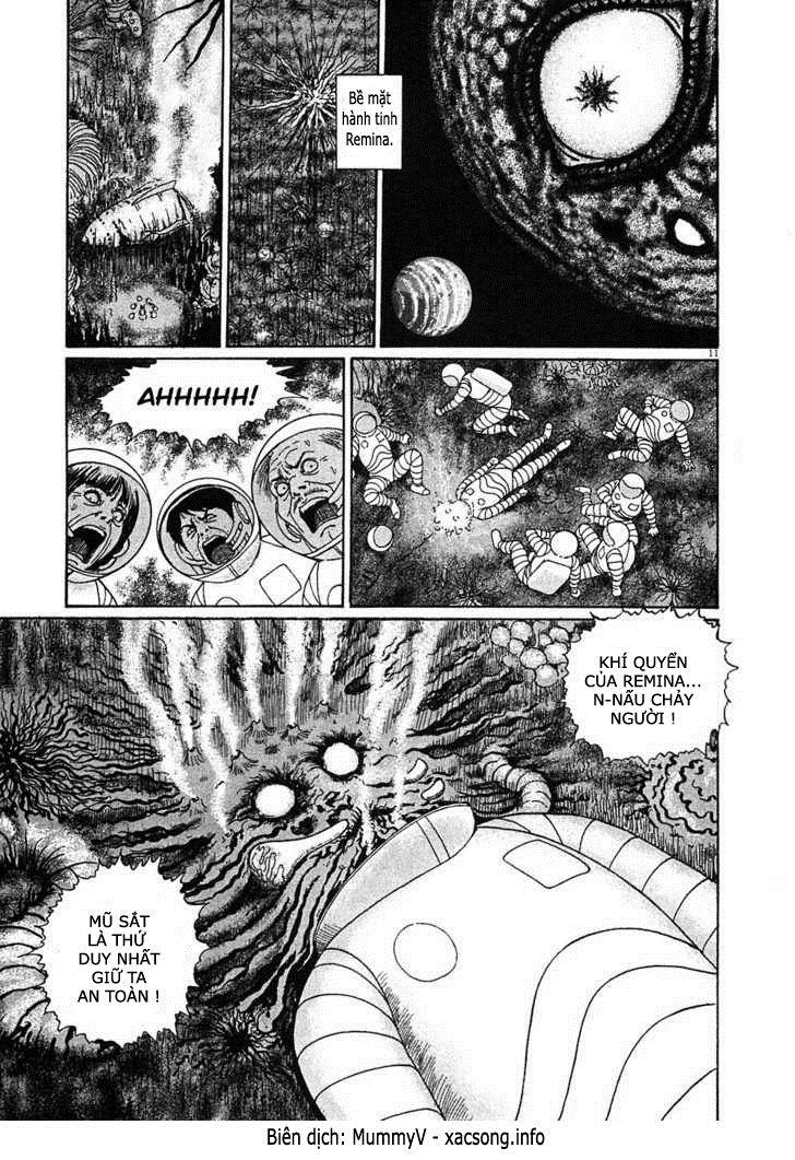 Jigokusei Lemina chap 6 trang 11