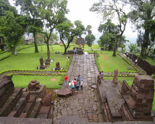 Tinuku.com Design Mystical and Erotic Sacred Building Sukuh Temple in Central Java